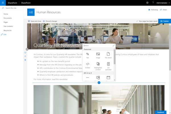 Office 2019 Server wurden veröffentlicht