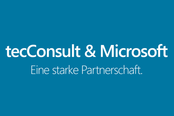 "tecConsult erlangt die Kompetenz ""Collaboration and Content"""